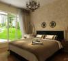 三个卧室全铺地板,三卧室都是壁纸。主卧室墙面采用淡黄色乳胶漆,床头贴壁纸,床边放梳妆台。次卧墙面采用淡蓝色乳胶漆。书房采用淡黄色乳胶漆,到顶大衣柜。
