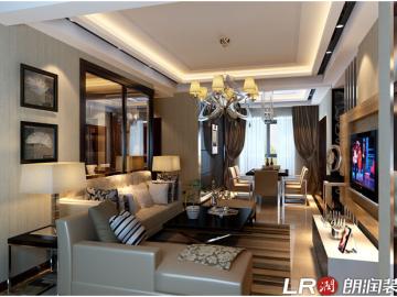 理工东苑120平米现代简约风格