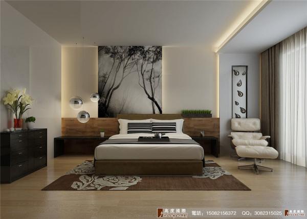 四海逸家卧室细节效果图----成都高度国际装饰设计