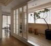 现代简约四居室装修设计