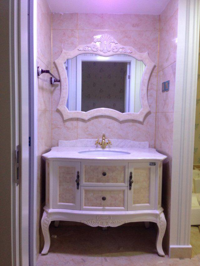 卫生间图片来自蓝海方舟装饰在旭辉御府20#1402的分享