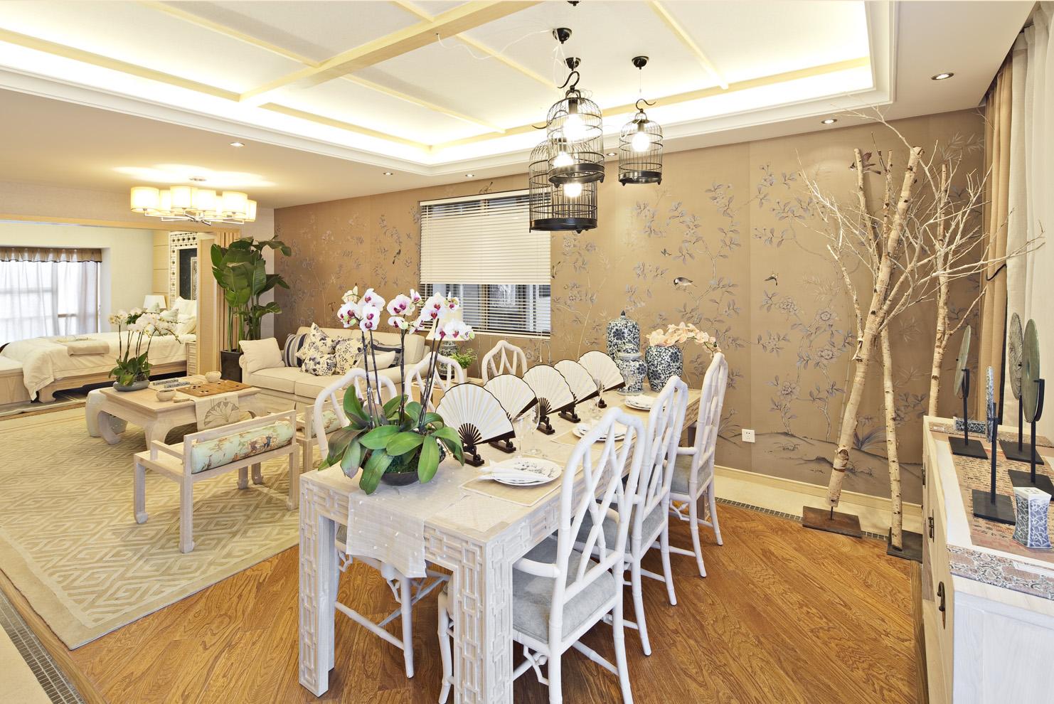 简约 田园 白领 收纳 餐厅图片来自孟庆莹在田园风格枫丹壹號的分享