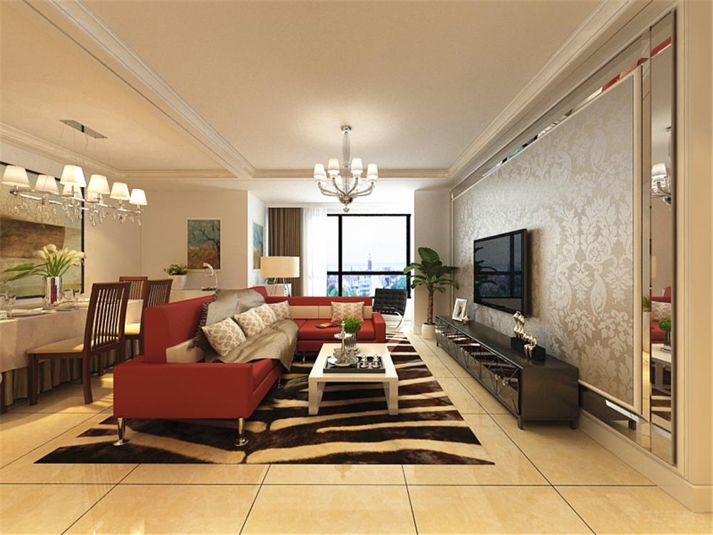 现代主义 三居 白领 收纳 80后 小资 客厅图片来自阳光放扉er在童年河-113㎡-现代主义风格的分享