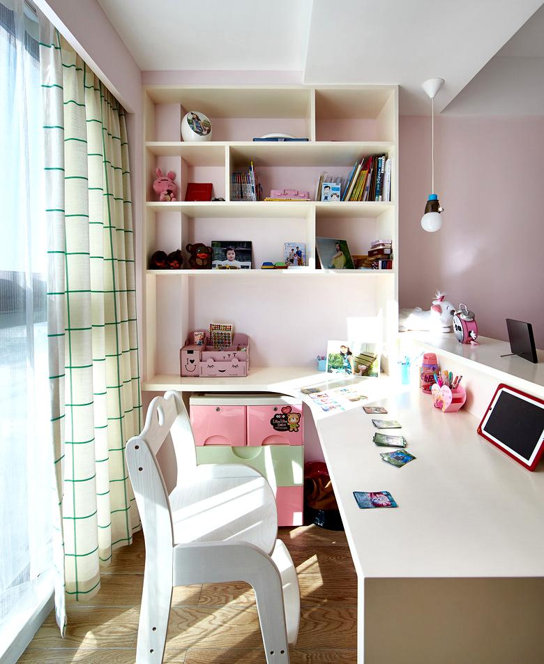现代 功能 明确美观 简约、实用 儿童房图片来自北京精诚兴业装饰公司在海棠公馆2的分享