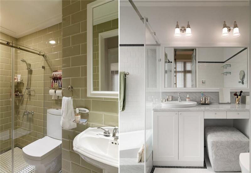 复试四居 现代简约 细节 卫生间图片来自北京精诚兴业装饰公司在新怡家园的分享