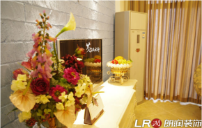 三居 地中海 简约 温馨 客厅图片来自朗润装饰工程有限公司在翡翠城5期混搭地中海的分享