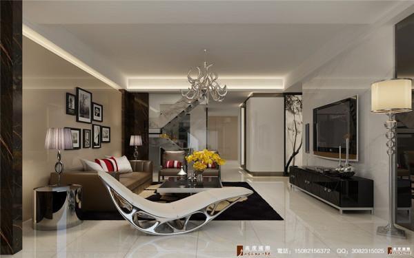 四海逸家客厅细节效果图----成都高度国际装饰设计