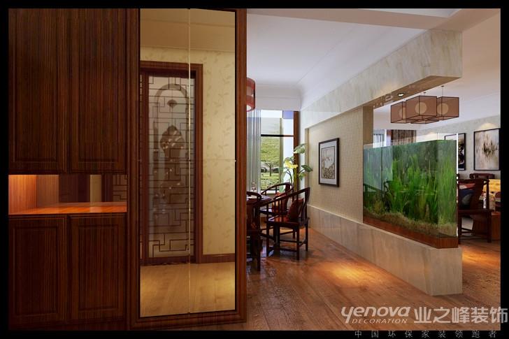 餐厅图片来自太原业之峰诺华装饰杨丽茹在中式情节的分享