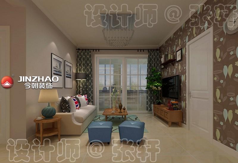 二居 客厅图片来自152xxxx4841在北联干休所85平的分享
