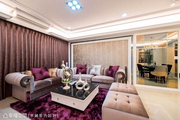 丰越室内设计擅长以内敛的古典美学展现在各个环节,用心雕琢及客制业主的想法,让经典之美更具传世的价值。