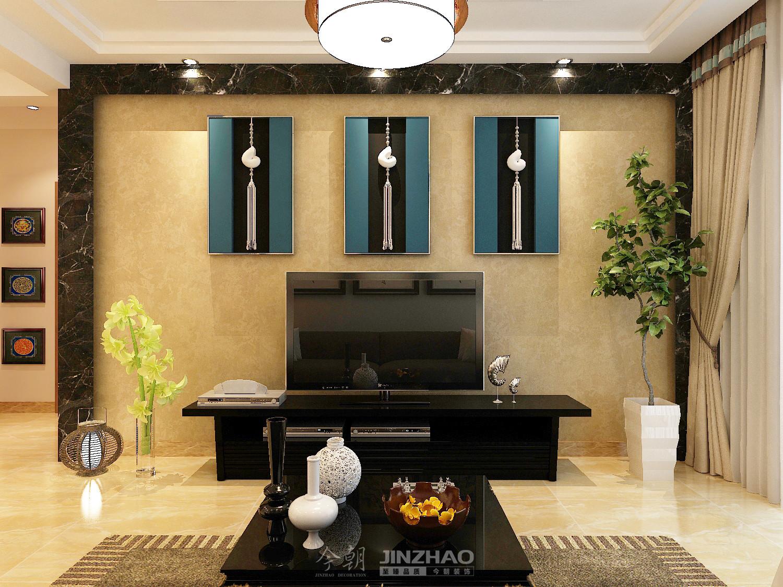 装修 效果图 石家庄 客厅 三居 现代 客厅图片来自石家庄装饰家美1在石家庄小区海棠湾现代风格效果图的分享