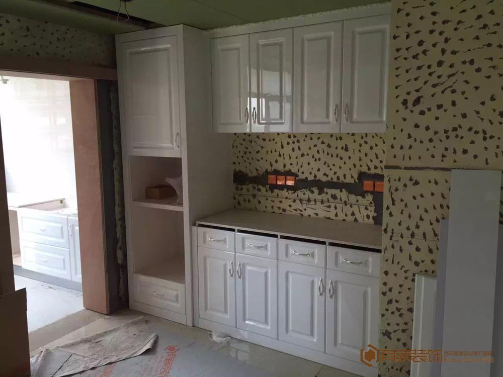 现代简欧 三居 其他图片来自福州有家装饰-小彭在集成安装的分享