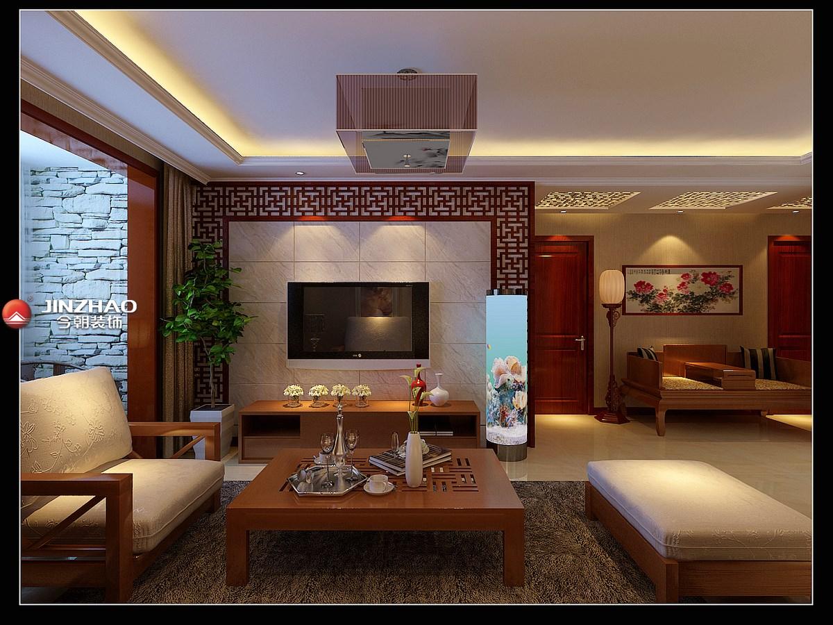 三居 客厅图片来自152xxxx4841在迎晖苑120的分享