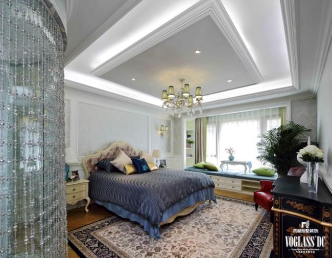 简约 别墅 白领 收纳 卧室图片来自别墅装修尚层装饰王丽在西山壹号院 色彩专业别墅设计的分享