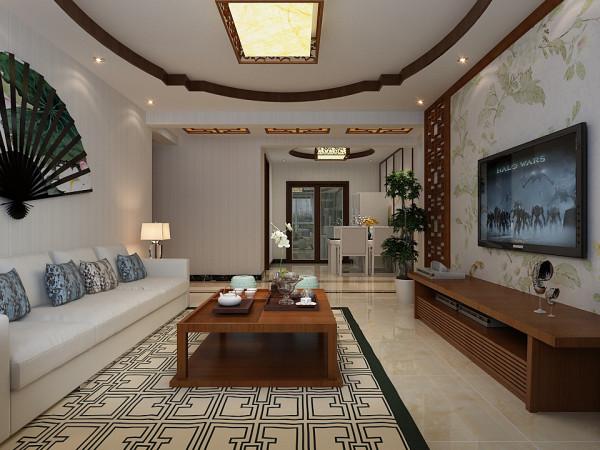 客厅整体设计效果图展示效果