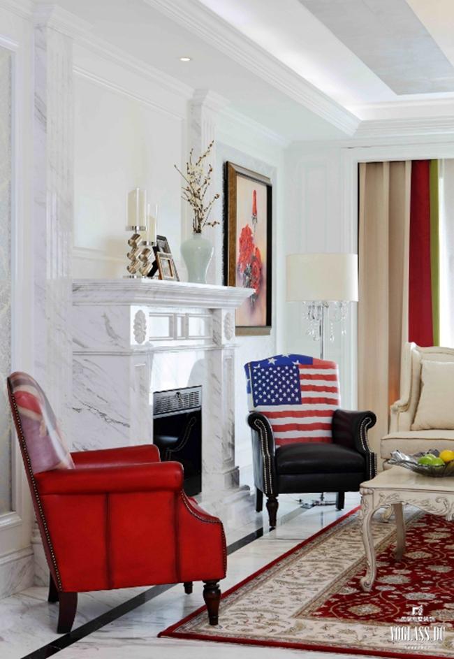 简约 别墅 白领 收纳 客厅图片来自别墅装修尚层装饰王丽在西山壹号院 色彩专业别墅设计的分享