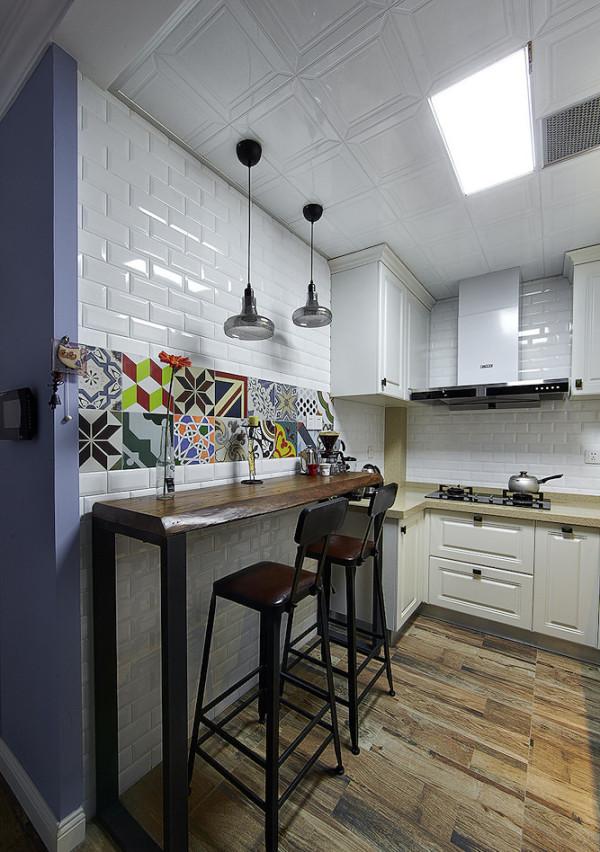厨房小吧台