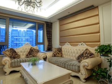 西锦城130平米现代港式风格