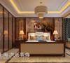 升龙城四室两厅新中式装修效果图