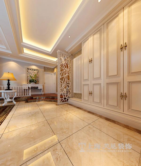 联盟新城三厅三卫330平方五室简欧风格——走廊效果图