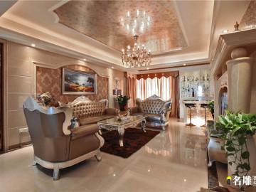 珑御府—新古典风格—四居室