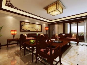 帝景苑-中式风格