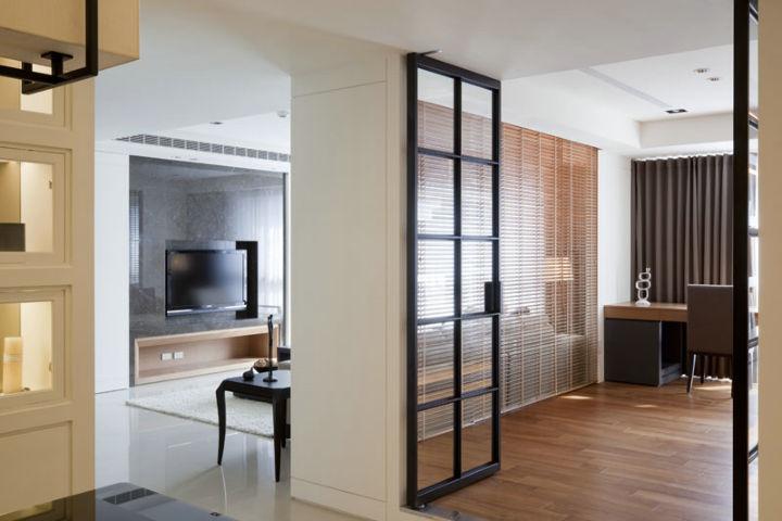 金沙云霆 150平米 现代简约 四室 客厅图片来自cdxblzs在金沙云霆 150平米 现代简约 四室的分享