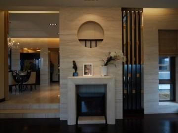 龙湾国际-新古典风格