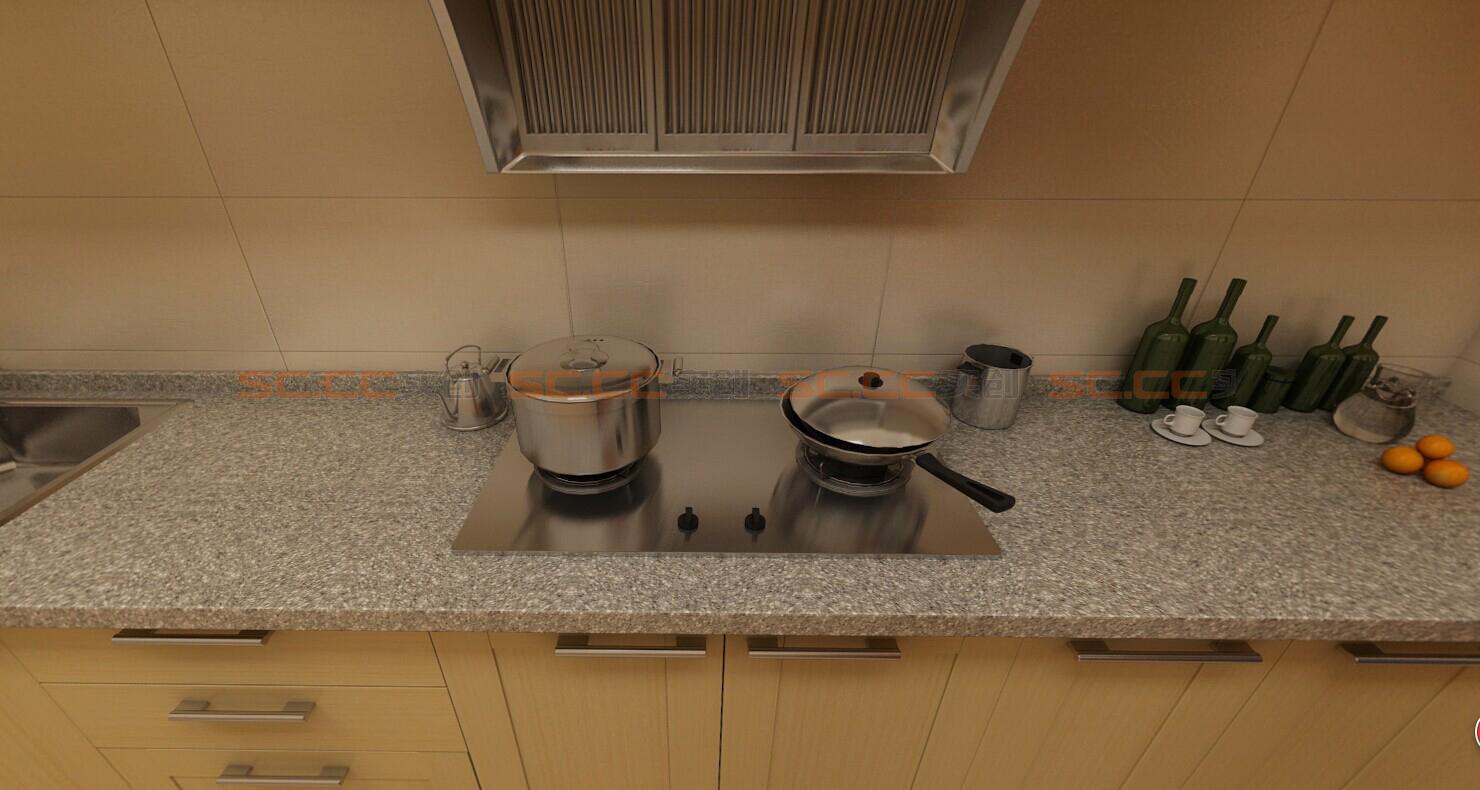 混搭 实创陈浩 厨房图片来自南京实创装饰陈浩在混搭也是一种美的分享