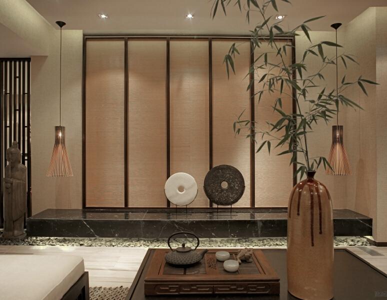 新中式 其他图片来自紫禁尚品设计师李擎在西山艺境新中式案例的分享