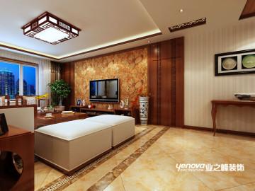 中海凯旋门御园新中式风格