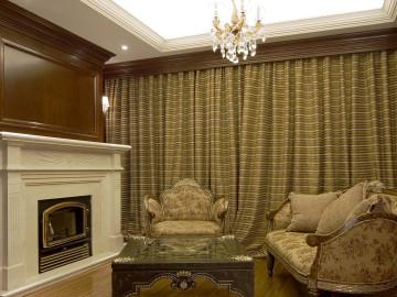 360平自建房 古典欧风风格