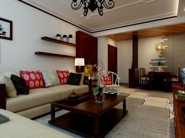 客厅沙发墙面设计效果