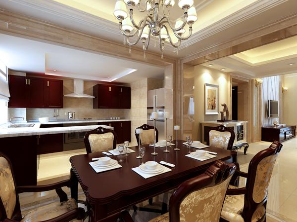 欧式 别墅 白领 收纳 小资 餐厅图片来自广州生活家家居在欧式别墅的分享