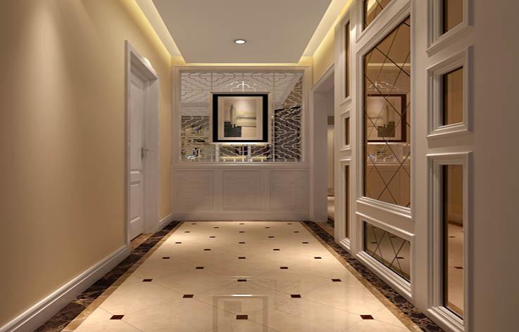 港式 三居 白领 小资 高度国际 玄关图片来自高度国际姚吉智在中铁花语城 140坪 港式风格的分享