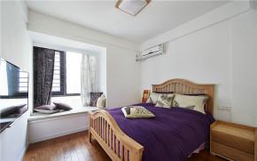 简约 欧式 二居 小资 宜家 北欧 卧室图片来自佰辰生活装饰在89平方宜家北欧房的分享