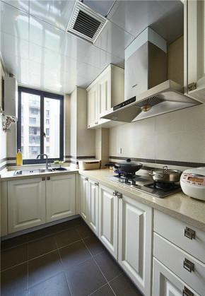 简约 欧式 二居 小资 宜家 北欧 厨房图片来自佰辰生活装饰在89平方宜家北欧房的分享