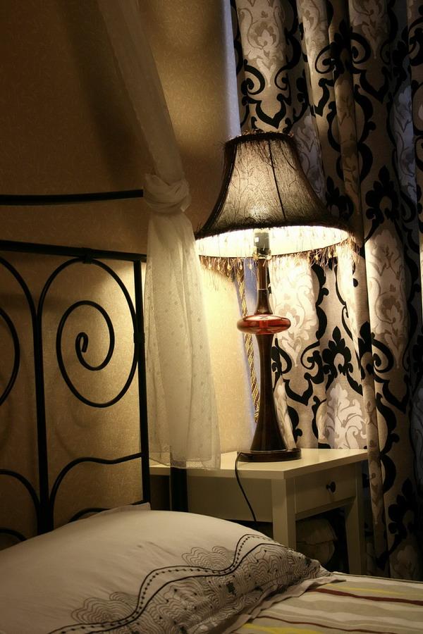 东南亚风格 泰式风格 平层装修 卧室图片来自实创装饰上海公司在泰式风格之神韵的东南亚的分享