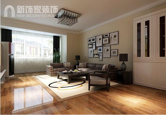 简约 白领 小资 客厅图片来自沈阳新饰家装饰在帝景湾的分享