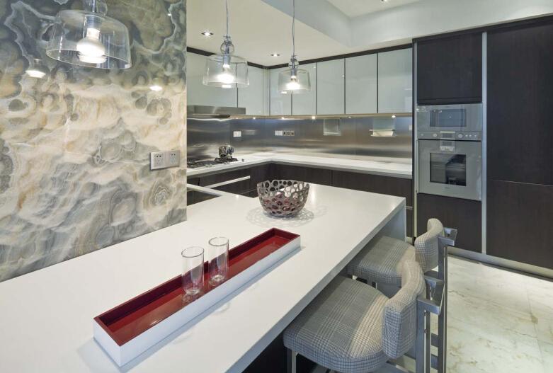 现代简约 厨房图片来自紫禁尚品设计师李擎在紫玉公馆现代简约的分享