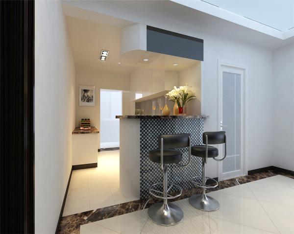 所有软装饰品是提升客户家具品质及档次的体现,表现了主人对现代潮流艺术的造诣和追求,卧室简单明快的黑白搭配体现了主人随性自在的做人风格。
