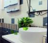 这个是卫生间的干区!