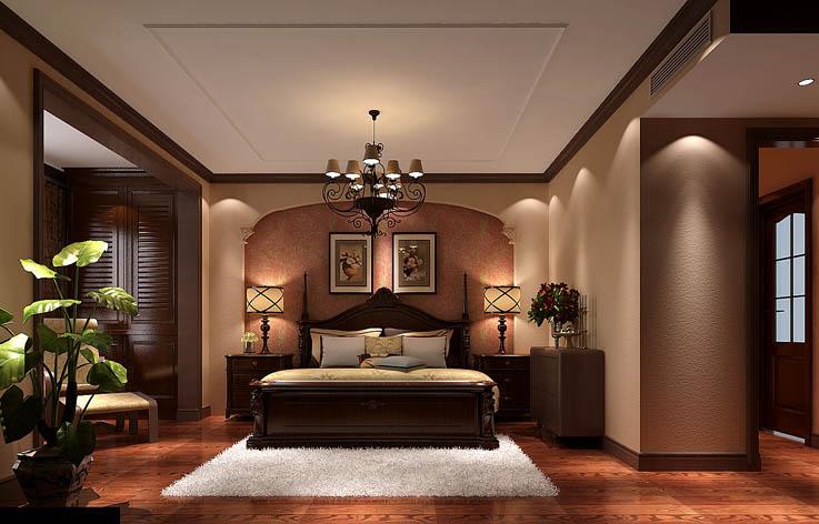 托斯卡纳 五居 公寓 金色漫香苑 高度国际 卧室图片来自高度国际姚吉智在金色漫香苑 190坪 托斯卡纳风格的分享