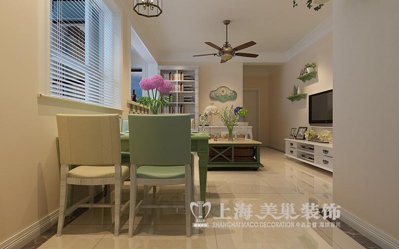 建业贰号城邦89平2室2厅现代简约风格装修效果图--餐厅