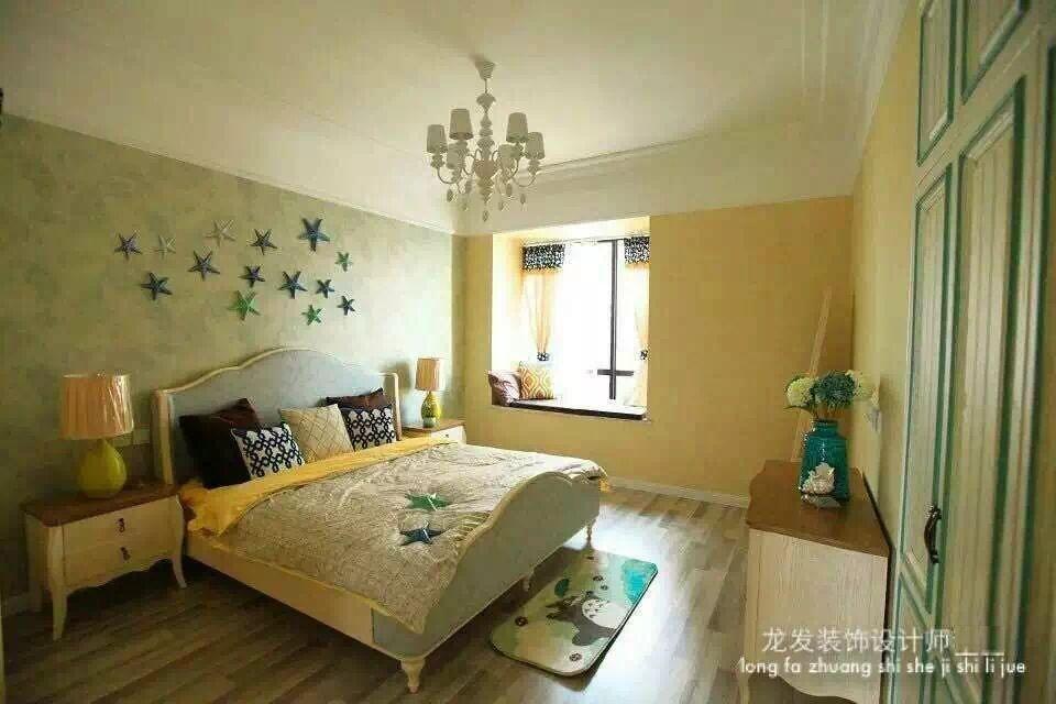 简约 混搭 公寓 小清新 儿童房图片来自成都装修找龙发在保利贝森公馆 混搭风格的分享