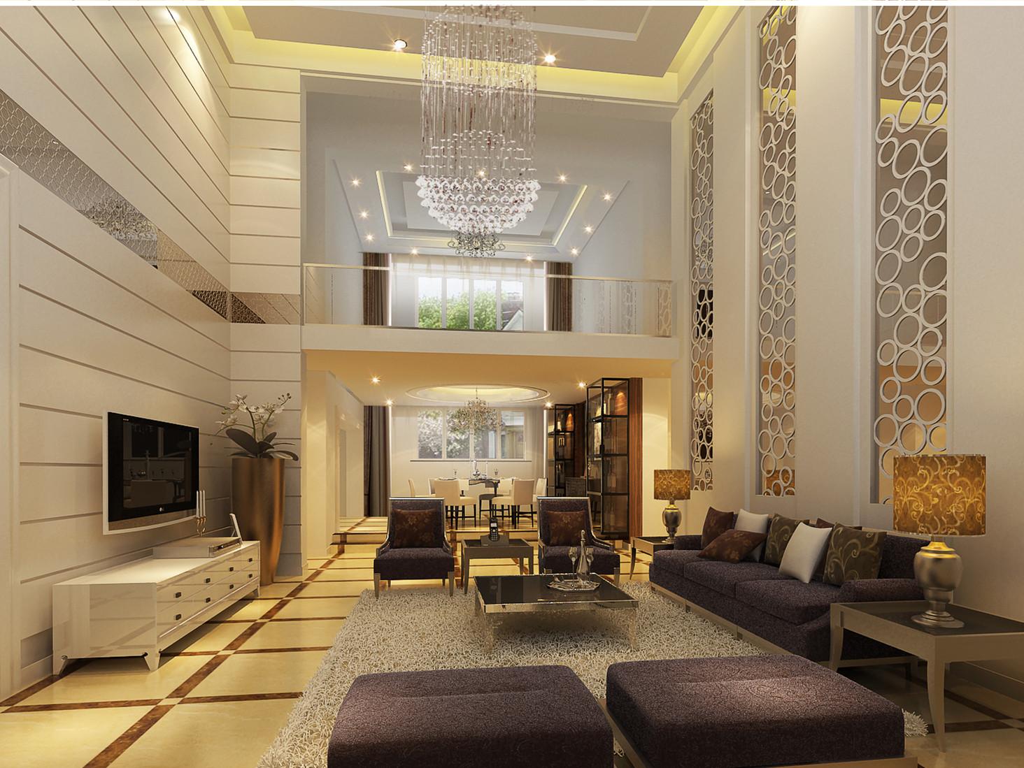 简约 欧式 别墅 80后 小资 客厅图片来自合肥实创装饰李东风在温馨和谐的简约风格装修的分享