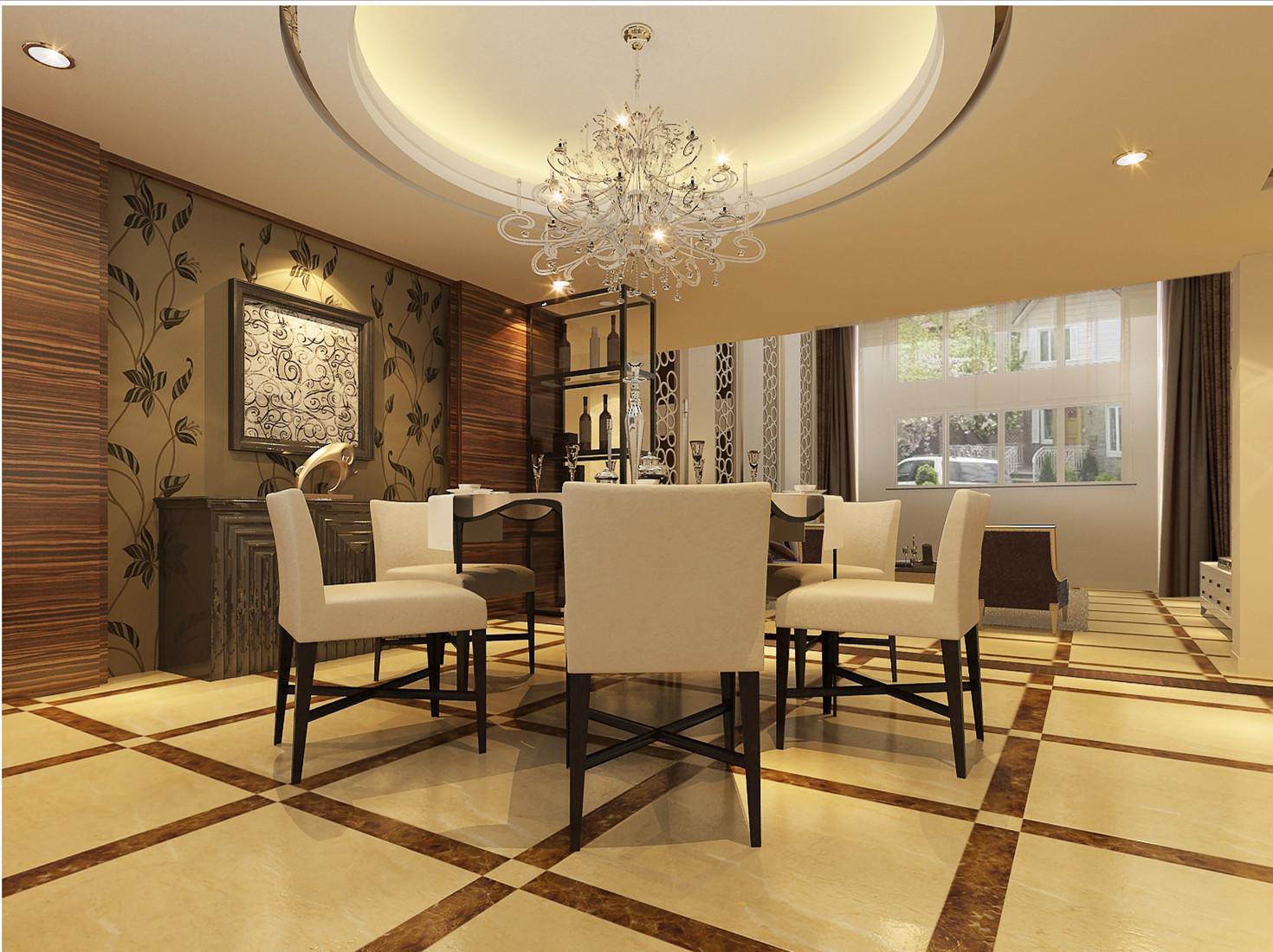简约 欧式 别墅 80后 小资 餐厅图片来自合肥实创装饰李东风在温馨和谐的简约风格装修的分享