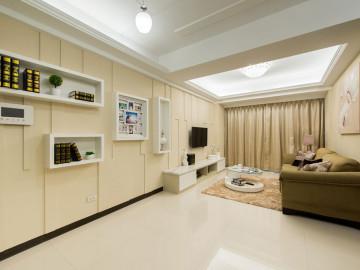 碧海名园现代风装修案例