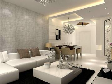 现代简约风格婚房设计