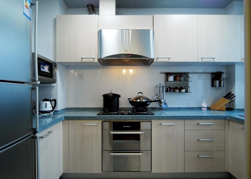 简约 三居 白领 收纳 旧房改造 厨房图片来自装饰装修-18818806853在光与影的结合赋于空间生命的分享